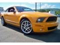 2007 Grabber Orange Ford Mustang Shelby GT500 Convertible  photo #28