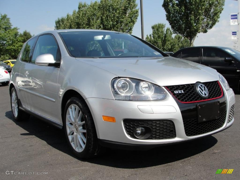 2006 reflex silver volkswagen gti 2 0t 33745099. Black Bedroom Furniture Sets. Home Design Ideas