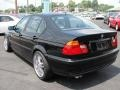 Jet Black - 3 Series 323i Sedan Photo No. 4