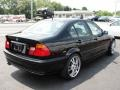 Jet Black - 3 Series 323i Sedan Photo No. 6