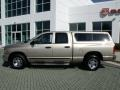 2005 Light Almond Pearl Dodge Ram 1500 SLT Quad Cab  photo #2