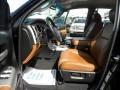 2007 Black Toyota Tundra Limited Double Cab 4x4  photo #8