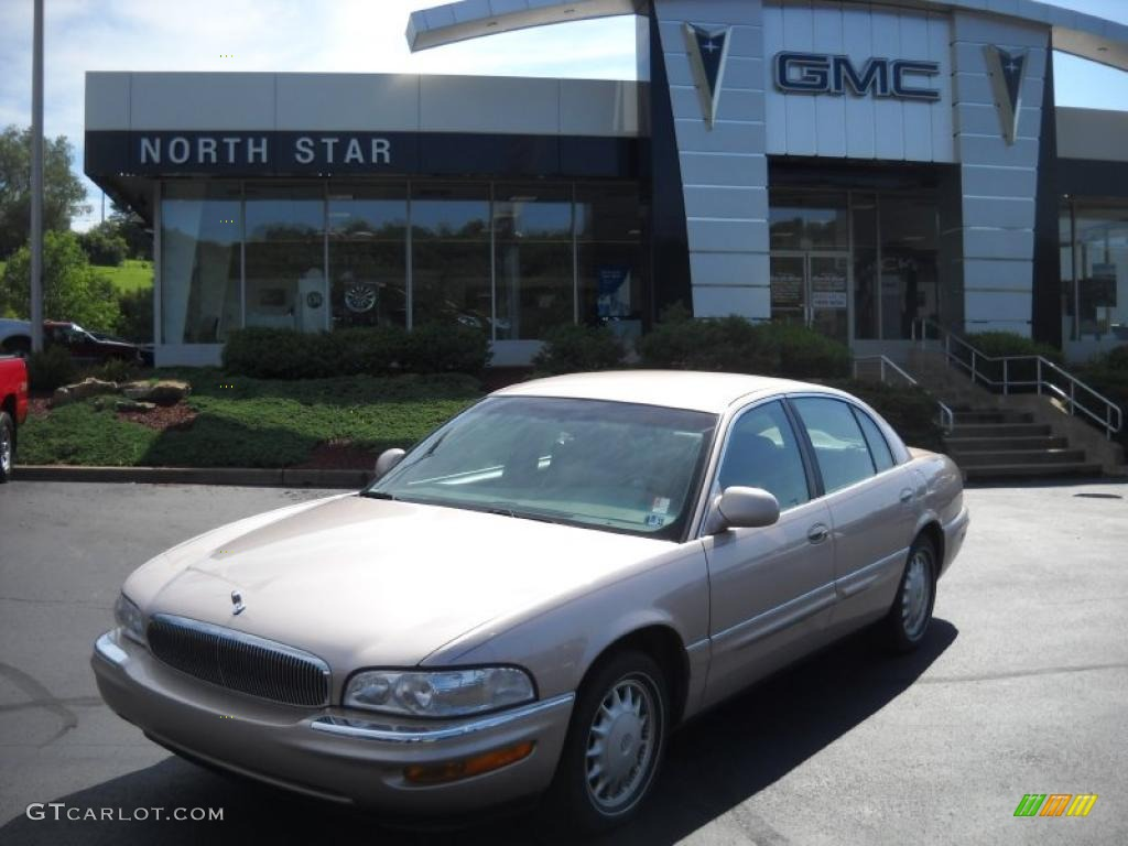 1998 Light Antelope Metallic Buick Park Avenue 33802424 Gtcarlot