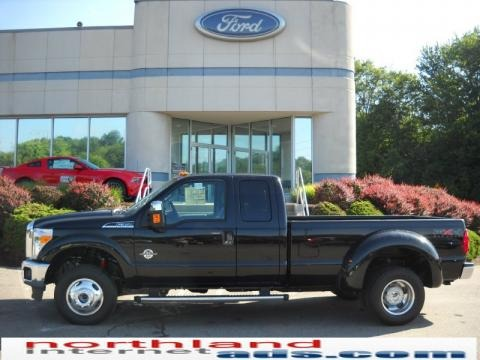 2011 Ford F350 Super Duty XLT SuperCab 4x4 Dually Data, Info and Specs
