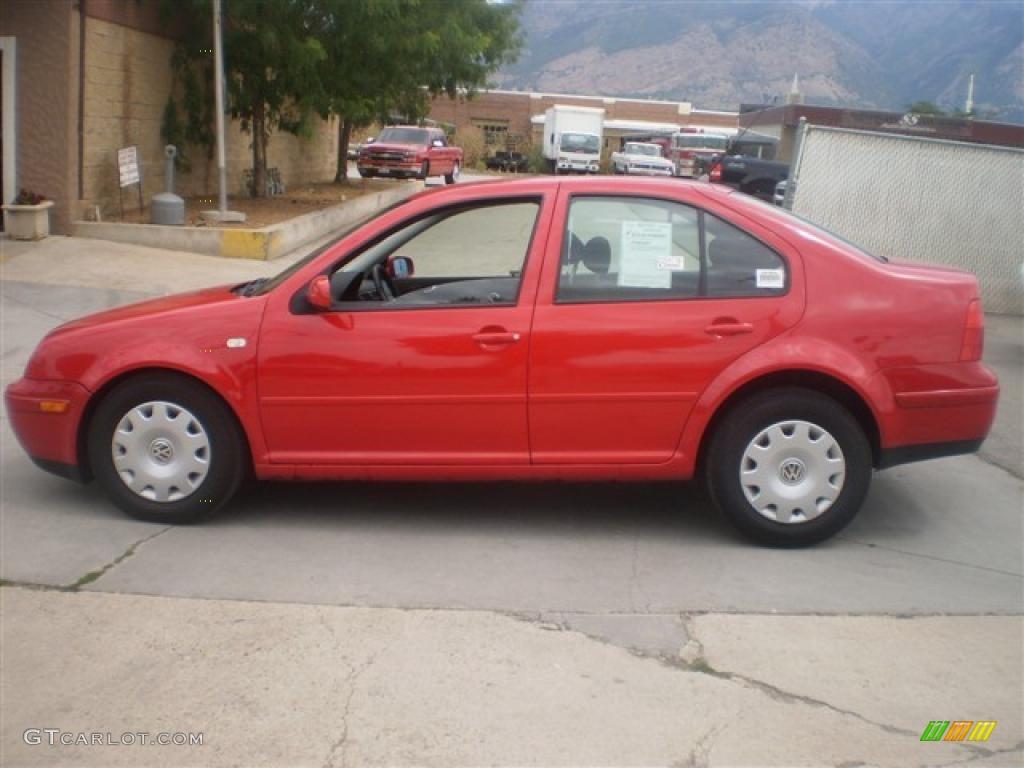 1999 tornado red volkswagen jetta gl sedan 33803174 gtcarlot com car color galleries gtcarlot com