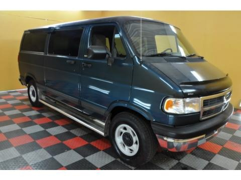 1997 dodge ram van 2500 slt passenger data info and specs. Black Bedroom Furniture Sets. Home Design Ideas
