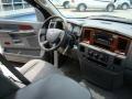 2006 Brilliant Black Crystal Pearl Dodge Ram 1500 SLT Quad Cab  photo #17