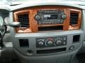 2006 Brilliant Black Crystal Pearl Dodge Ram 1500 SLT Quad Cab  photo #21