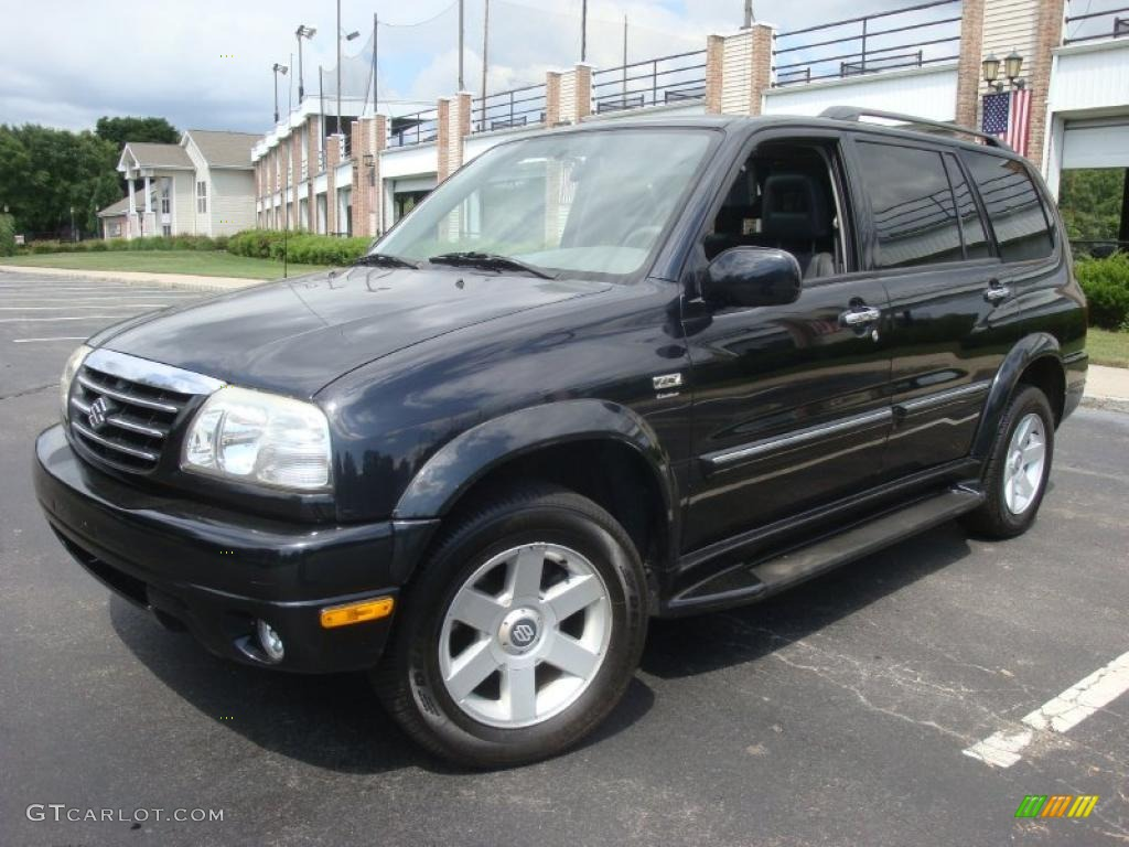 2002 black suzuki xl7 limited 4x4 33935959 gtcarlot com car color galleries gtcarlot com
