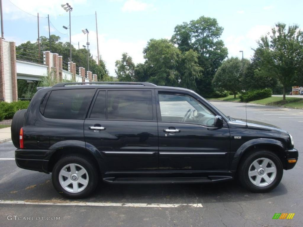 2002 black suzuki xl7 limited 4x4 33935959 photo 7 gtcarlot com car color galleries gtcarlot com