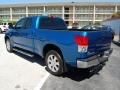 2008 Blue Streak Metallic Toyota Tundra Double Cab  photo #7