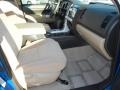 2008 Blue Streak Metallic Toyota Tundra SR5 Double Cab  photo #8