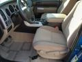 2008 Blue Streak Metallic Toyota Tundra SR5 Double Cab  photo #13
