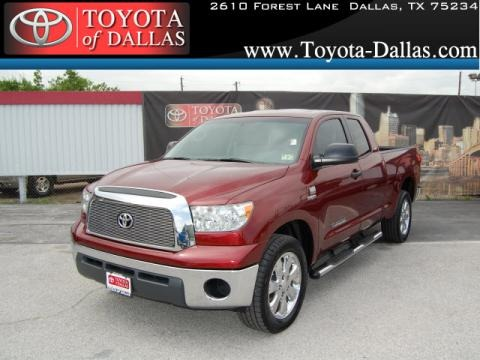 2007 Toyota Tundra Texas Edition Double Cab Data, Info and Specs
