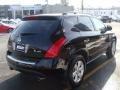 2007 Super Black Nissan Murano S AWD  photo #4