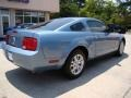 2006 Windveil Blue Metallic Ford Mustang V6 Deluxe Coupe  photo #8
