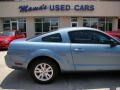 2006 Windveil Blue Metallic Ford Mustang V6 Deluxe Coupe  photo #30