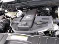 2010 Brilliant Black Crystal Pearl Dodge Ram 3500 Laramie Crew Cab 4x4 Dually  photo #14