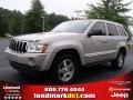 Light Graystone Pearl 2007 Jeep Grand Cherokee Gallery