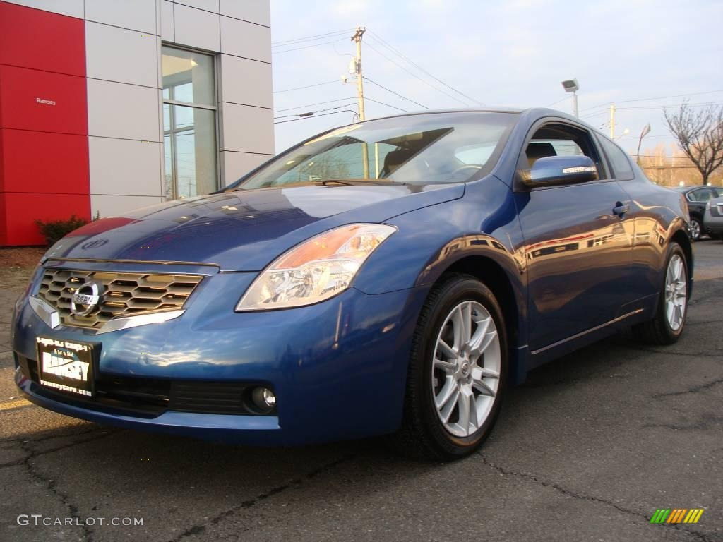 2008 azure blue metallic nissan altima 35 se coupe 3405708 2008 altima 35 se coupe azure blue metallic charcoal photo 1 vanachro Image collections