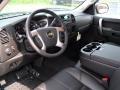 2011 Black Chevrolet Silverado 1500 LT Extended Cab 4x4  photo #25