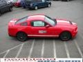 2011 Race Red Ford Mustang Shelby GT500 SVT Performance Package Coupe  photo #5