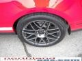 2011 Race Red Ford Mustang Shelby GT500 SVT Performance Package Coupe  photo #15