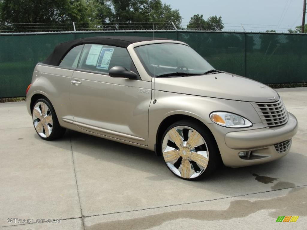2005 light almond pearl chrysler pt cruiser touring turbo. Black Bedroom Furniture Sets. Home Design Ideas