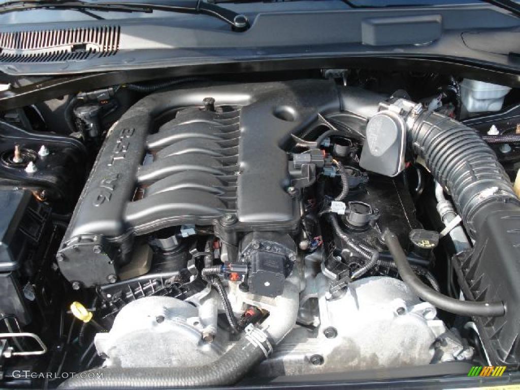2008 Chrysler 300 Touring Dub Edition 3 5 Liter Sohc 24