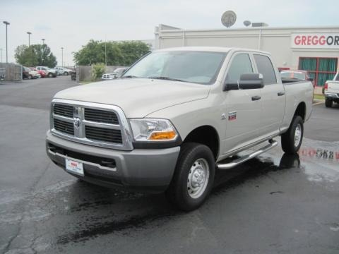 2010 Dodge Ram 3500 ST Crew Cab 4x4 Data, Info and Specs