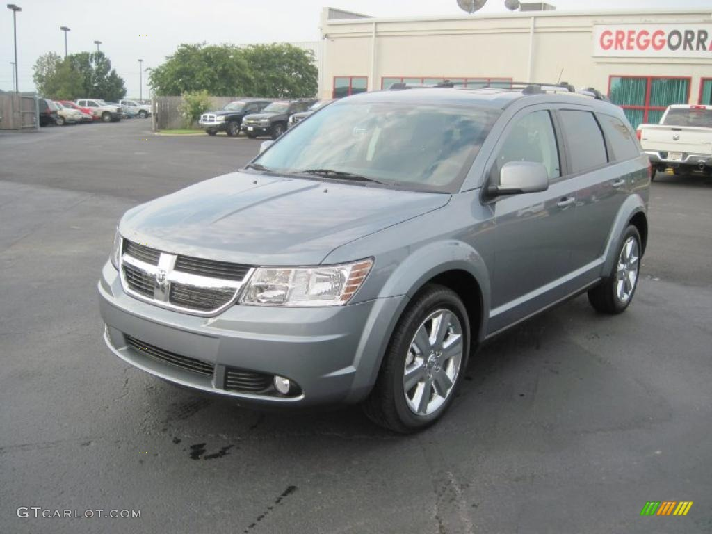 2010 silver steel metallic dodge journey sxt 34242427. Black Bedroom Furniture Sets. Home Design Ideas