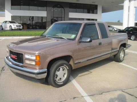 1996 Gmc Sierra 1500 Sle Extended Cab Data Info And Specs
