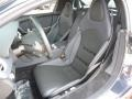 2009 SLR McLaren Roadster Royal Blue Silver Arrow Leather Interior