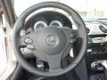 2009 SLR McLaren Roadster Steering Wheel