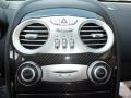 Controls of 2009 SLR McLaren Roadster