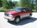 Cherry Red Metallic 2001 GMC Jimmy Gallery