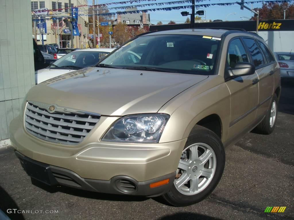 2005 Chrysler Pacifica Related Infomation Specifications Weili Automotive Network