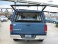 2002 Atlantic Blue Pearl Dodge Ram 1500 SLT Quad Cab  photo #17