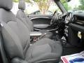 Checkered Carbon Black/Black Interior Photo for 2009 Mini Cooper #34335154