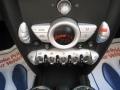 Checkered Carbon Black/Black Controls Photo for 2009 Mini Cooper #34335558