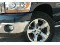2006 Patriot Blue Pearl Dodge Ram 1500 Big Horn Edition Quad Cab 4x4  photo #9