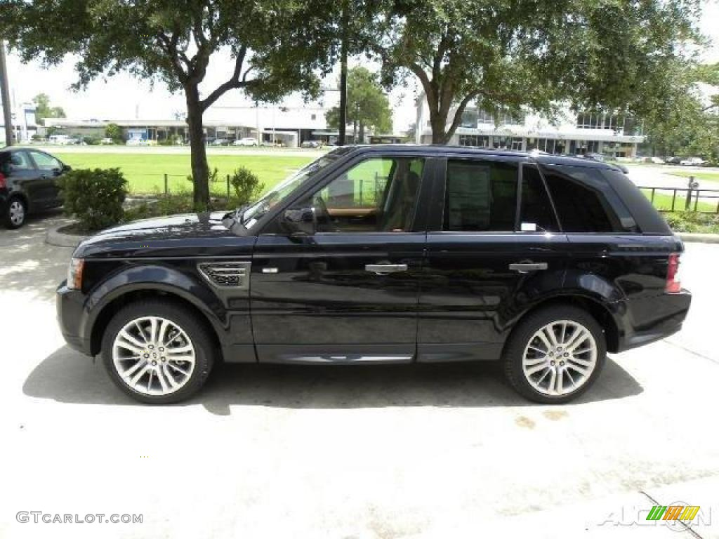 2010 buckingham blue land rover range rover sport hse. Black Bedroom Furniture Sets. Home Design Ideas