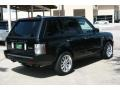 2007 Java Black Pearl Land Rover Range Rover Supercharged  photo #2