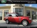 2008 Rimini Red Metallic Land Rover Range Rover V8 HSE #34356155