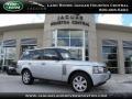 2007 Zermatt Silver Metallic Land Rover Range Rover HSE  photo #1