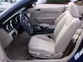 2007 Vista Blue Metallic Ford Mustang V6 Deluxe Convertible  photo #10