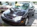 2005 Pitch Black Ford Focus ZX3 S Coupe  photo #1