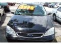 2005 Pitch Black Ford Focus ZX3 S Coupe  photo #2