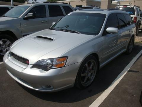 2005 Subaru Legacy 2.5 GT Limited Wagon Data, Info and Specs