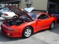 Monza Red 1992 Mitsubishi 3000GT Gallery